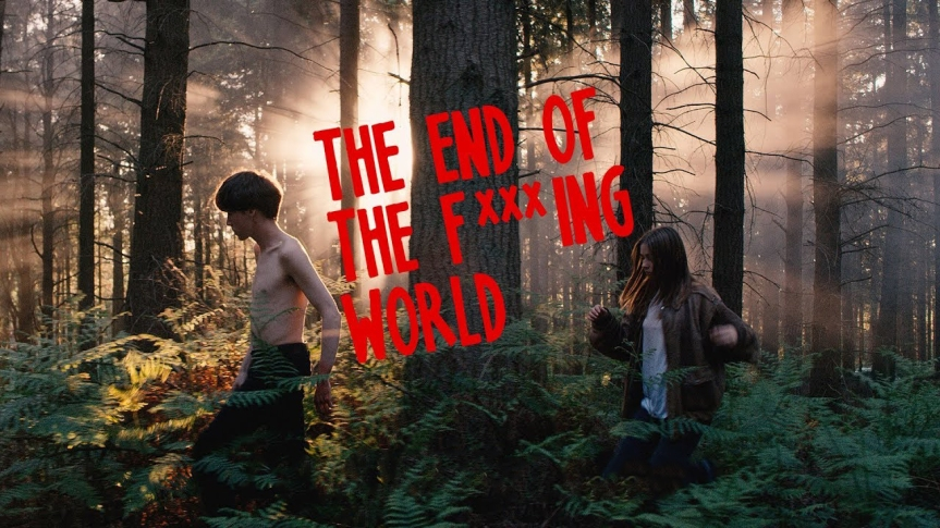 Serien-Tipp // The End of the F***ing World
