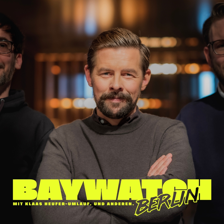 Podcast-Tipp // Baywatch Berlin